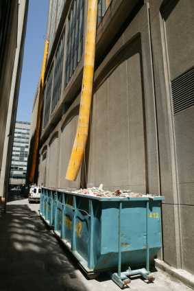 Construction Dumpsters In Los Angeles CA